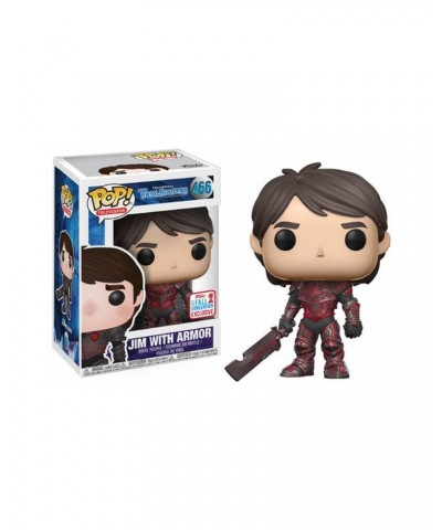 Jim Red Armor Trollhunters Funko Pop! Vinyl