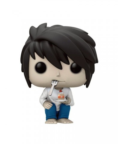 L con Cake Death Note Funko Pop! Vinyl