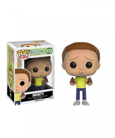 Morty Rick y Morty Funko Pop! Vinyl