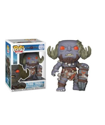 Fire Troll God of War Funko Pop! Vinyl