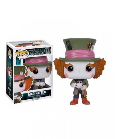 El Sombrerero Alicia en el País de las Maravillas Disney Funko Pop! Vinyl