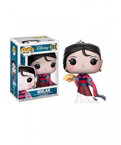 Mulan Princesas Disney Funko Pop! Vinyl