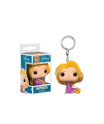 Llavero Rapunzel Disney Princesas Funko Pop! Pocket