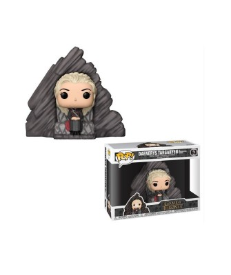 Daenerys on Dragonstone Throne Game of Thrones Funko Pop! Vinyl