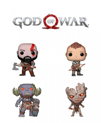 Pack God of War Funko Pop! Vinyl