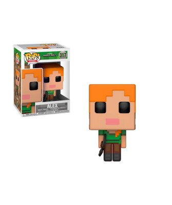 Alex Minecraft Funko Pop! Vinyl