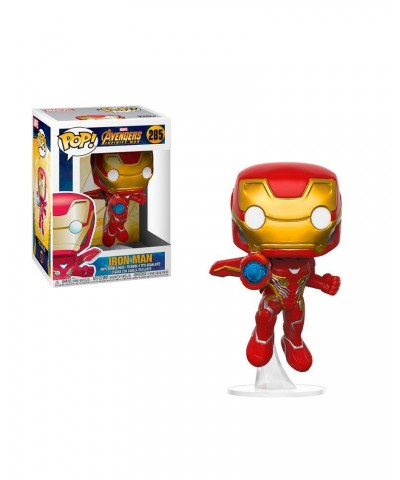 Iron Man Avengers Infinity War Marvel Funko Pop! Vinyl