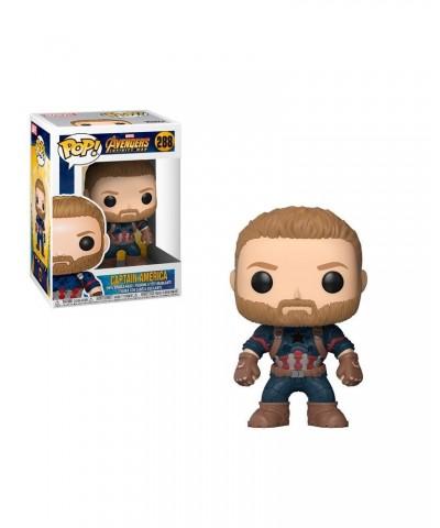 Captain America Avengers Infinity War Marvel Funko Pop! Vinyl