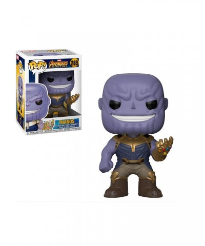 Thanos Avengers Infinity War Marvel Funko Pop! Vinyl
