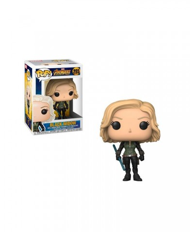 Black Widow Avengers Infinity War Marvel Funko Pop! Vinyl