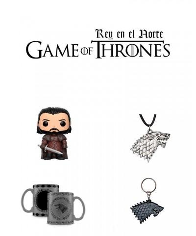 """Pack """"Rey en el Norte"""" Juego de Tronos"""