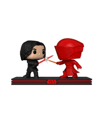 Kylo & Praetorian Guard Star Wars Movie Moment The Last Jedi Funko Pop! Vinyl