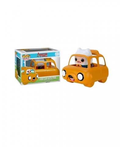 Jake Car & Finn Adventure Time Funko Pop! Vinyl Rides