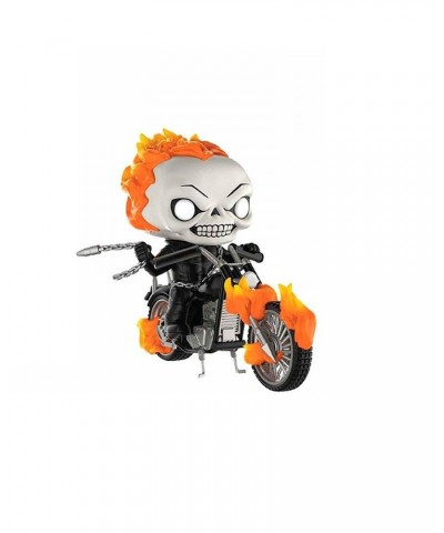 EXCLUSIVE Classic Ghost Rider Marvel Funko Pop! Rides