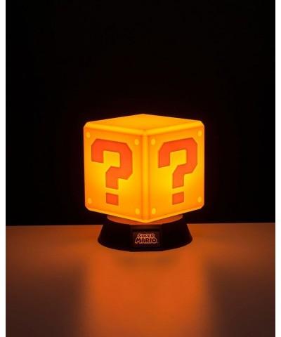 Lámpara 3D Question Block Super Mario Nintendo 10 cm