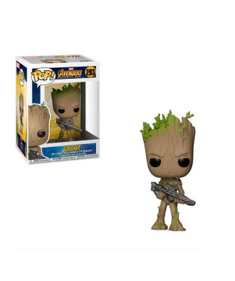 Groot Avengers Infinity War Marvel Funko Pop! Vinyl