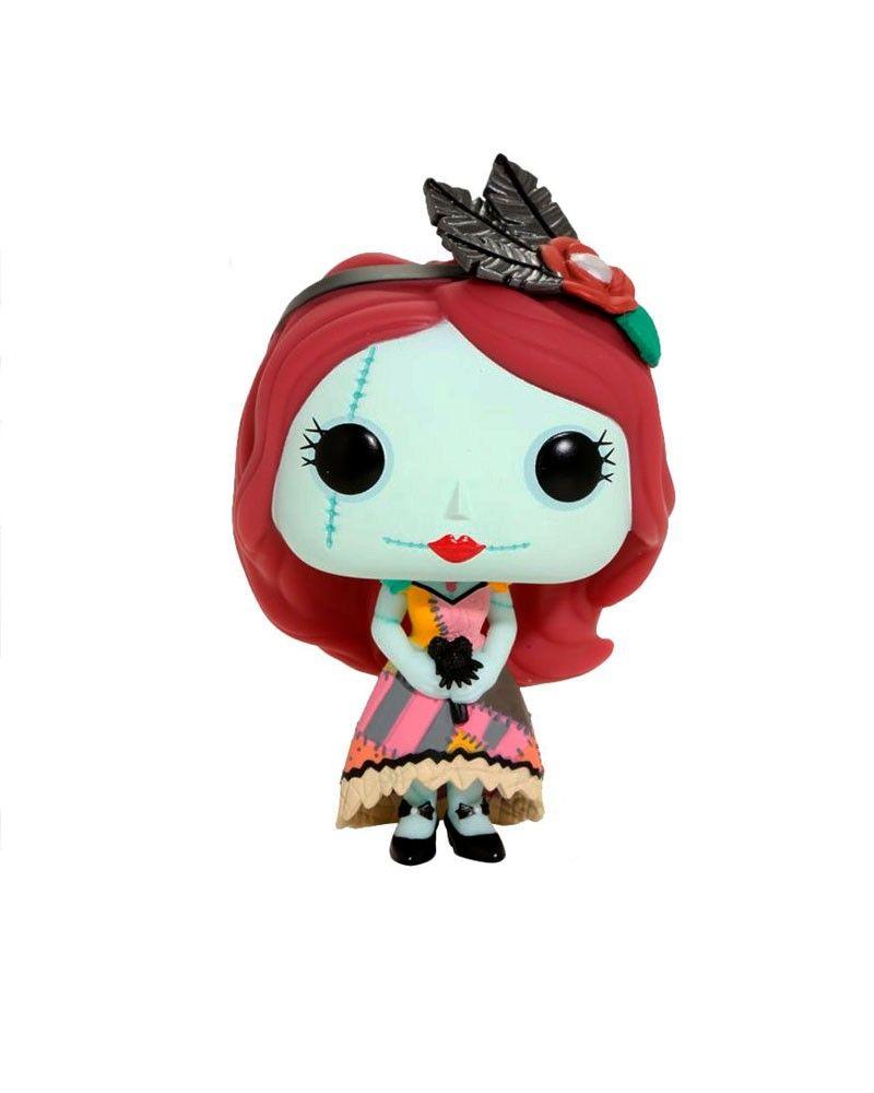 EXCLUSIVE Dapper Sally Nightmare Before Christmas Disney Funko Pop ...