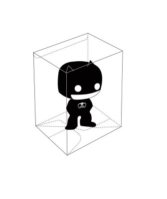 Caja protectora Funko Pop! Ultimate Guard