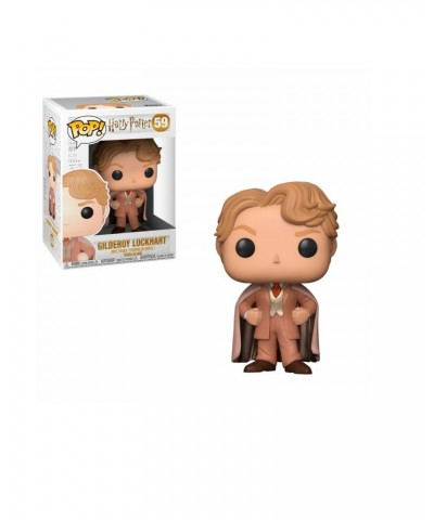 Gilderoy Lockhart Harry Potter Funko Pop! Vinyl
