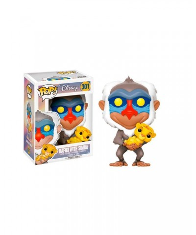 Rafiki with Simba Lion King Disney Funko Pop! Vinyl