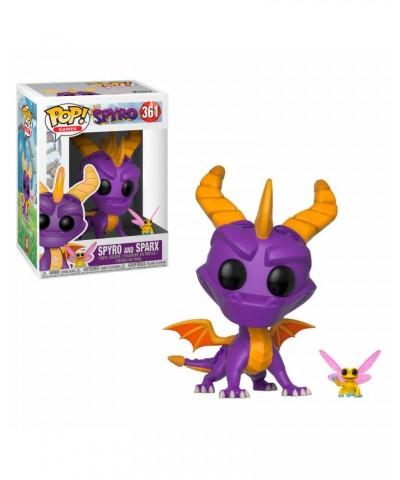 Spyro & Sparx Spyro the Dragon Funko Pop! Vinyl