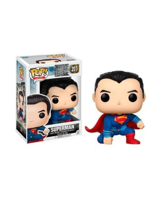 Superman Landing Pose Justice League Funko Pop! Vinyl
