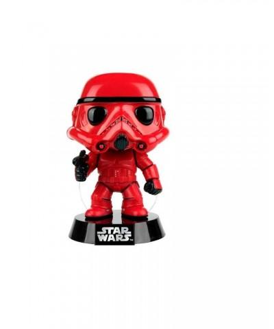 EXCLUSIVE Red Stormtrooper Star Wars Funko Pop! Bobble Vinyl