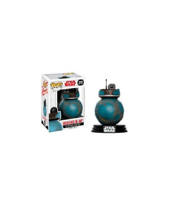 EXCLUSIVE Resistance BB Unit The Last Jedi Star Wars Funko Pop! Vinyl