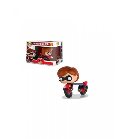 Elastigirl on Elasticycle Incredibles 2 Funko Pop! Vinyl Rides