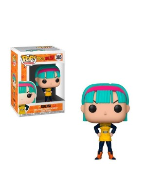 Bulma Dragon Ball Z Funko Pop! Vinyl