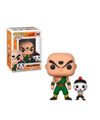Tien and Chiaotzu Dragon Ball Z Funko Pop! Vinyl
