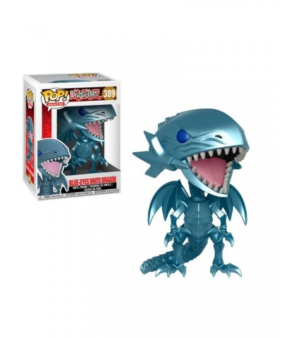 Blue Eyes White Dragon Yu-Gi-Oh! Funko Pop! Vinyl