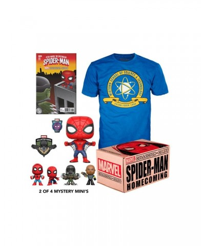 Spider-Man Homecoming Marvel Collector Corps Box