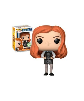 EXCLUSIVE Spring Convention 2018 Amy Pond Doctor Who Funko Pop! Vinyl