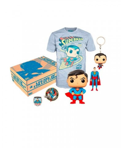 DC Legion of Collectors Box Superman