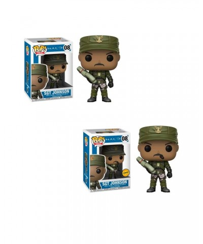 Sgt. Johnson Halo Funko Pop! Vinyl