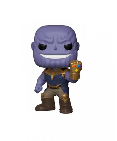 "EXCLUSIVE Thanos Avengers Infinity War 10"" Funko Pop! Bobble Vinyl"