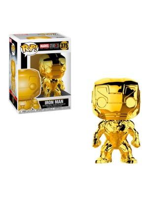 Iron Man (Chrome) Funko Pop! Marvel Studios 10