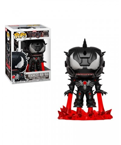 Venom Iron Man Marvel Funko Pop! Vinyl