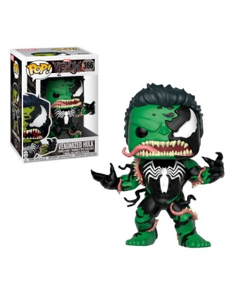 Venom Iron Hulk Marvel Funko Pop! Vinyl