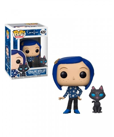 Coraline with Cat Buddy Coraline Funko Pop! Vinyl
