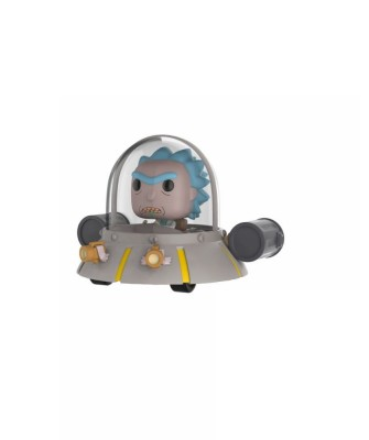 Special Edition Rick´s Ship Space Cruiser Rick & Morty Funko Pop! Rides Vinyl