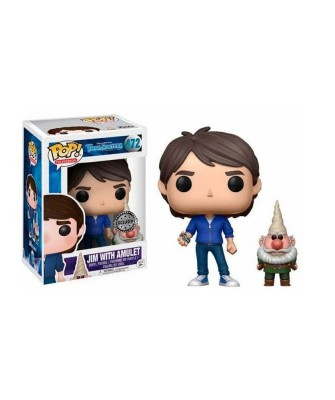 EXCLUSIVE Jim with amulet Trollhunters Funko Pop! Vinyl