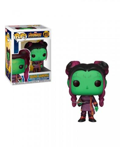 Young Gamora with Dagger Avengers Infinity War Marvel Funko Pop! Bobble Vinyl