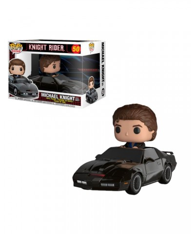 Michael Knight with Kitt Knight Rider Funko Pop! Rides