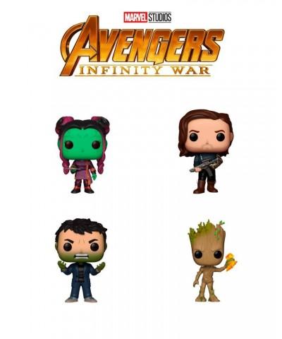 Pack Avengers Infinity War Wave 2 Funko Pop! Bobble Vinyl