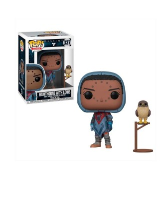 Hawthorne with Hawk Destiny Funko Pop! Vinyl