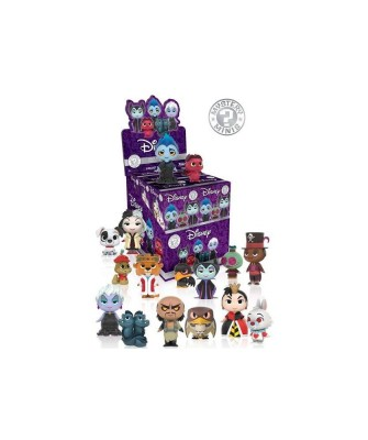 (Abiertas) Minifigura Mystery Mini Villanos Disney Funko