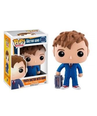 10th (Tenth) Doctor with Hand Doctor Who Funko Pop! Vinyl