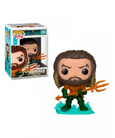 Arthur Curry in Hero Suit Aquaman DC Funko Pop! Vinyl